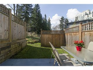 Photo 6: 250 BALMORAL Place in Port Moody: North Shore Pt Moody Townhouse for sale : MLS®# V1054135