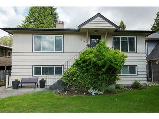 Photo 1: 914 E 13TH Street in North Vancouver: Boulevard House for sale : MLS®# V1062796
