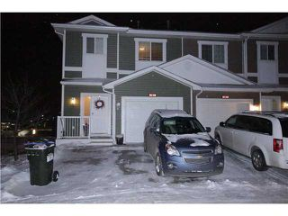 Main Photo: 201 800 YANKEE VALLEY Boulevard SE: Airdrie Townhouse for sale : MLS®# C3643287