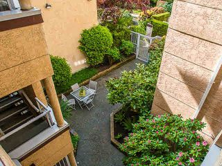 """Photo 15: 203 1188 CARDERO Street in Vancouver: West End VW Condo for sale in """"The Hampstead"""" (Vancouver West)  : MLS®# V1100116"""
