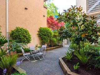 """Photo 16: 203 1188 CARDERO Street in Vancouver: West End VW Condo for sale in """"The Hampstead"""" (Vancouver West)  : MLS®# V1100116"""