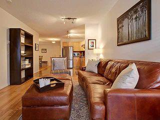 Photo 2: 219 1808 36 Avenue SW in Calgary: Altadore_River Park Condo for sale : MLS®# C3649309
