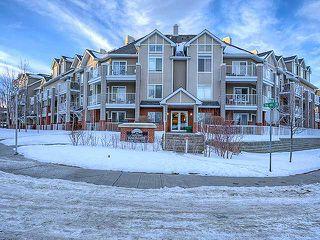 Photo 1: 219 1808 36 Avenue SW in Calgary: Altadore_River Park Condo for sale : MLS®# C3649309