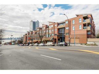 """Main Photo: 606 345 LONSDALE Avenue in North Vancouver: Lower Lonsdale Condo for sale in """"THE MET"""" : MLS®# V1106642"""