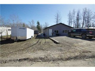 """Main Photo: 18 12842 OLD HOPE Road in Charlie Lake: Lakeshore Manufactured Home for sale in """"SHADY ACRES TRAILER PARK"""" (Fort St. John (Zone 60))  : MLS®# N244064"""