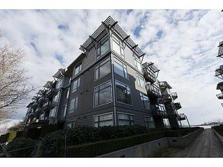 "Main Photo: 210 14300 RIVERPORT Way in Richmond: East Richmond Condo for sale in ""Waterstone Pier"" : MLS®# V1117301"