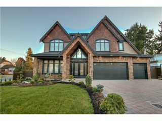 Photo 2: 1698 EDEN Avenue in Coquitlam: Central Coquitlam House for sale : MLS®# V1120825