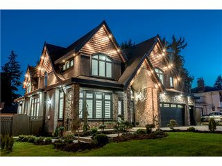 Photo 1: 1698 EDEN Avenue in Coquitlam: Central Coquitlam House for sale : MLS®# V1120825