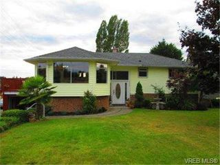Photo 1: 4238 Springridge Crescent in VICTORIA: SW Northridge Single Family Detached for sale (Saanich West)  : MLS®# 350945