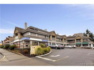 Photo 1: 303 7143 West Saanich Road in BRENTWOOD BAY: CS Brentwood Bay Condo Apartment for sale (Central Saanich)  : MLS®# 360392