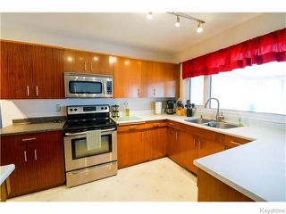 Photo 2: 295 Booth Drive in Winnipeg: St James Residential for sale (West Winnipeg)  : MLS®# 1612177