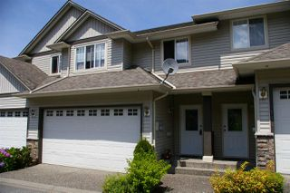 Photo 1: 113 46360 VALLEYVIEW Road in Sardis: Promontory Townhouse for sale : MLS®# R2081875