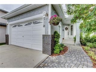 Photo 1: 216 CITADEL HILLS Place NW in Calgary: Citadel House for sale : MLS®# C4072554