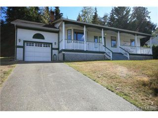 Photo 1: 6777 Foreman Heights Drive in SOOKE: Sk Broomhill Single Family Detached for sale (Sooke)  : MLS®# 369914