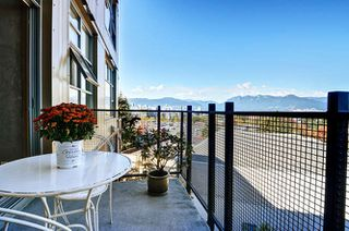 """Photo 14: 508 2635 PRINCE EDWARD Street in Vancouver: Mount Pleasant VE Condo for sale in """"SOMA LOFTS"""" (Vancouver East)  : MLS®# R2113872"""