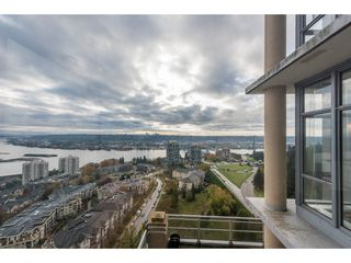"Photo 19: 2402 280 ROSS Drive in New Westminster: Fraserview NW Condo for sale in ""The Carlyle on Victoria Hill"" : MLS®# R2117504"
