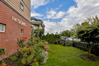 "Photo 2: 105 8168 120A Street in Surrey: Queen Mary Park Surrey Condo for sale in ""SOHO"" : MLS®# R2118793"