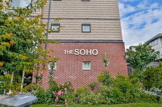 "Photo 1: 105 8168 120A Street in Surrey: Queen Mary Park Surrey Condo for sale in ""SOHO"" : MLS®# R2118793"