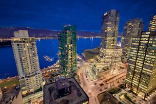 "Photo 20: 3301 1111 W PENDER Street in Vancouver: Coal Harbour Condo for sale in ""VANTAGE"" (Vancouver West)  : MLS®# R2131513"