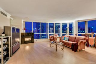 "Photo 4: 3301 1111 W PENDER Street in Vancouver: Coal Harbour Condo for sale in ""VANTAGE"" (Vancouver West)  : MLS®# R2131513"