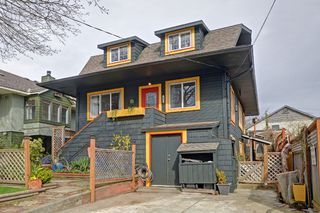 Photo 1: 849 Fleming Street in VICTORIA: Es Old Esquimalt Single Family Detached for sale (Esquimalt)  : MLS®# 376370