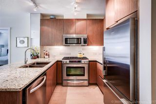 "Photo 1: 212 135 W 2ND Street in North Vancouver: Lower Lonsdale Condo for sale in ""CAPSTONE"" : MLS®# R2190444"