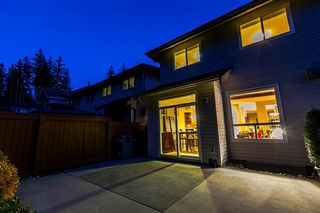 "Photo 20: 133 FERNWAY Drive in Port Moody: Heritage Woods PM 1/2 Duplex for sale in ""ECHO RIDGE"" : MLS®# R2204262"