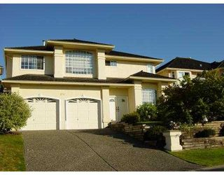 Photo 1: 1282 BENNECK WY in Port Coquiltam: Citadel PQ House for sale (Port Coquitlam)  : MLS®# V554689