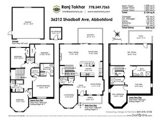 "Photo 20: 36212 SHADBOLT Avenue in Abbotsford: Abbotsford East House for sale in ""Auguston"" : MLS®# R2210971"