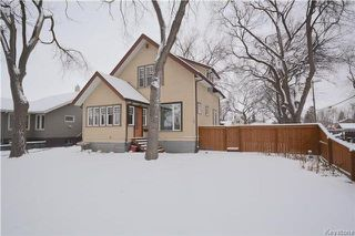 Photo 1: Kimberly Avenue in Winnipeg: Fraser's Grove Residential for sale (3C)  : MLS®# 1728821