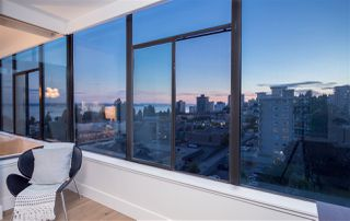 Photo 8: 802 1480 DUCHESS AVENUE in West Vancouver: Ambleside Condo for sale : MLS®# R2190183