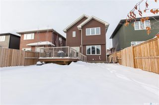 Photo 26: 314 Dickson Crescent in Saskatoon: Stonebridge Residential for sale : MLS®# SK716807