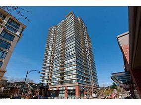 "Photo 1: 2309 110 BREW Street in Port Moody: Port Moody Centre Condo for sale in ""ARIA 1"" : MLS®# R2241187"