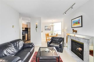 Photo 2: 604 1436 Harwood in Vancouver: Condo for sale (Vancouver West)  : MLS®# R2187576