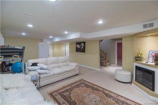 Photo 23: 1221 Fairfield Avenue in Winnipeg: Fairfield Park Residential for sale (1S)  : MLS®# 1804780