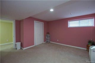 Photo 25: 1221 Fairfield Avenue in Winnipeg: Fairfield Park Residential for sale (1S)  : MLS®# 1804780