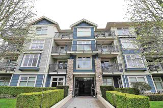 "Photo 1: 314 8084 120A Street in Surrey: Queen Mary Park Surrey Condo for sale in ""ECLIPSE"" : MLS®# R2258445"
