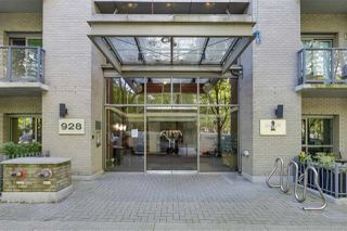 "Photo 2: 206 928 RICHARDS Street in Vancouver: Yaletown Condo for sale in ""SAVOY"" (Vancouver West)  : MLS®# R2265087"