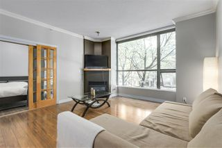 "Photo 5: 206 928 RICHARDS Street in Vancouver: Yaletown Condo for sale in ""SAVOY"" (Vancouver West)  : MLS®# R2265087"