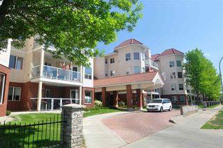 Main Photo: 309 6703 172 Street in Edmonton: Zone 20 Condo for sale : MLS®# E4113409