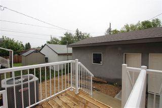 Photo 30: 11427 80 Avenue in Edmonton: Zone 15 House Half Duplex for sale : MLS®# E4116000