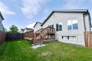 Photo 19: 162 Nordstrom Drive in Winnipeg: Island Lakes Residential for sale (2J)  : MLS®# 1817483
