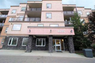 Main Photo: 401 2035 GRANTHAM Court in Edmonton: Zone 58 Condo for sale : MLS®# E4119752