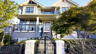 Photo 1: 1 6028 MAPLE Road in Richmond: Woodwards Townhouse for sale : MLS®# R2304028
