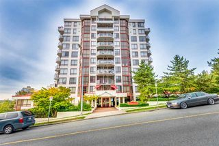 """Photo 20: 506 220 ELEVENTH Street in New Westminster: Uptown NW Condo for sale in """"QUEENS COVE"""" : MLS®# R2319150"""