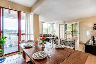 """Photo 10: 506 220 ELEVENTH Street in New Westminster: Uptown NW Condo for sale in """"QUEENS COVE"""" : MLS®# R2319150"""