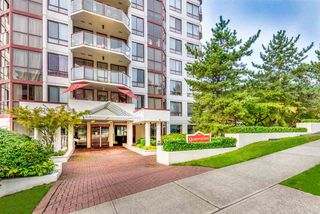 """Photo 19: 506 220 ELEVENTH Street in New Westminster: Uptown NW Condo for sale in """"QUEENS COVE"""" : MLS®# R2319150"""