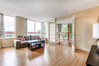 """Photo 5: 506 220 ELEVENTH Street in New Westminster: Uptown NW Condo for sale in """"QUEENS COVE"""" : MLS®# R2319150"""