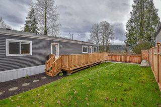 """Main Photo: 146 10221 WILSON Road in Mission: Mission BC Manufactured Home for sale in """"Triple Creek Estates"""" : MLS®# R2335584"""