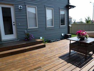 Photo 18: 3080 KESWICK Way in Edmonton: Zone 56 Attached Home for sale : MLS®# E4142415
